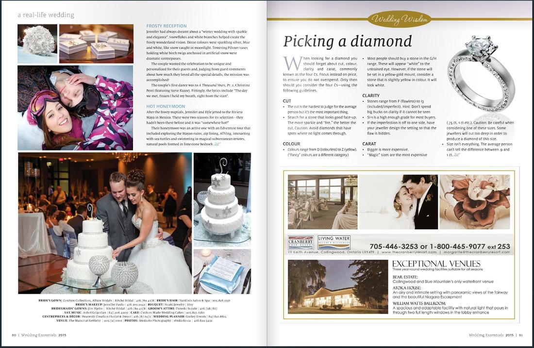 Wedding Essentials Magazine Published Studio60 Photography's, Jennifer & Kyle's Wedding | The Manor, @bypeterandpauls