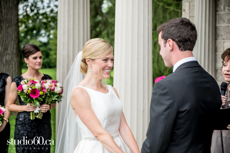 Studio60 Photography Guelph Wedding Photography University Of Guelph Ceremony Reception