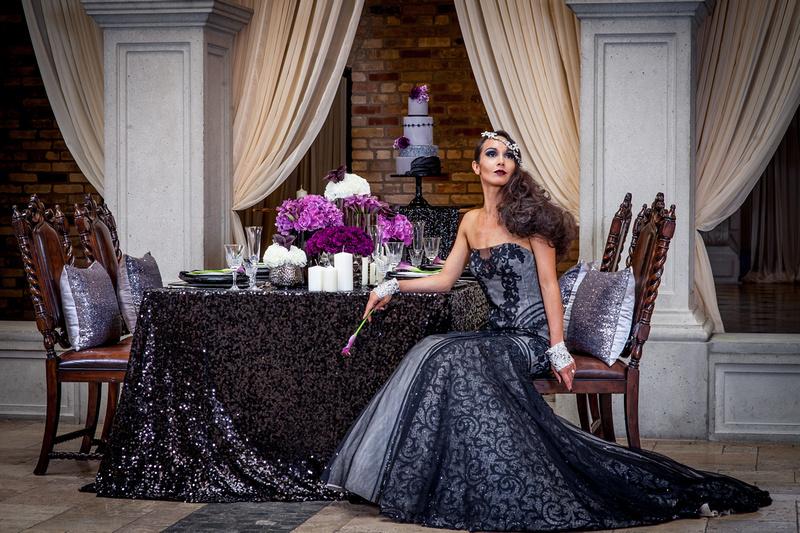 Hacienda Sarria- Royal Opulence Wedding Style Shoot