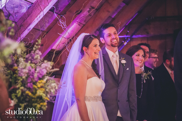 Wedding Ceremony & Reception at Country Heritage Park | Toronto Wedding Photography. wedding Ceremony officiant, 200 guests at a wedding
