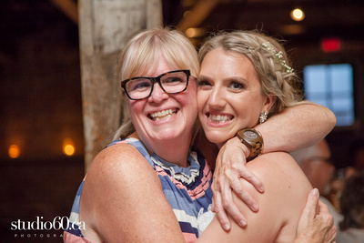 Toronto Wedding Ceremony and Reception at The Loft in The Distillery District, Studio60 Photography
